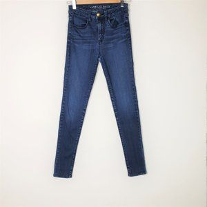 American Eagle Outfitters Hi-Rise Jegging Skinny 2